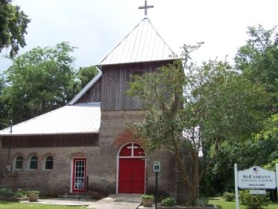 Saint Cyprian's Episcopal Church image. Click for full size.