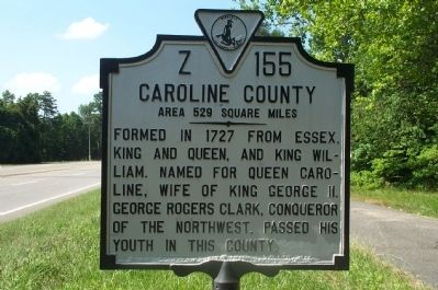 Caroline County Face image. Click for full size.