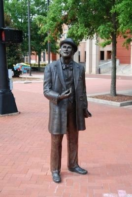 William Church Whitner Statue Photo, Click for full size