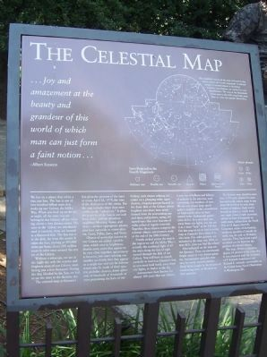 The Celestial Map image. Click for full size.