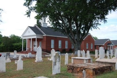 Roberts Church and Cemetery Photo, Click for full size