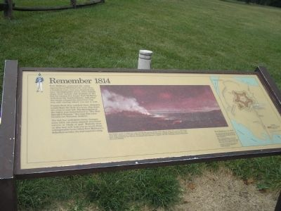 Remember 1814 Marker Photo, Click for full size