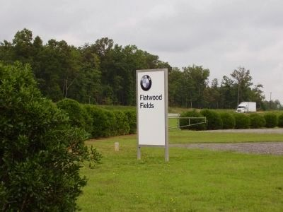 BMW at Flatwood Fields image. Click for full size.