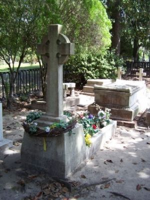 Juliette Low Gravesite image. Click for full size.