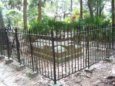 """Wormslow"" , todays remaining family burial plot image. Click for full size."
