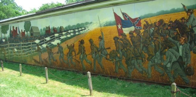 The Coster Avenue Mural image. Click for full size.