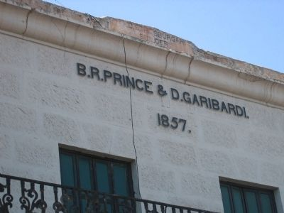 Prince-Garibardi Building image. Click for full size.