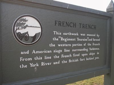 French Trench Marker image. Click for full size.
