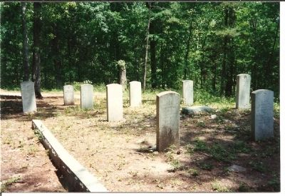 Graves at Kettle Creek Photo, Click for full size