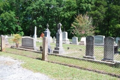 Rock Presbyterian Church Cemetery image. Click for full size.