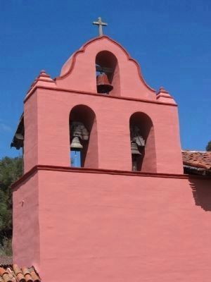 Bell Tower - El Campanario image. Click for full size.