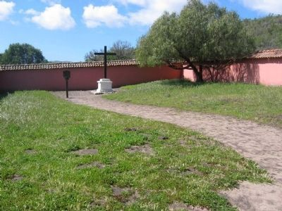 Cemetery - El Camposanto image. Click for full size.