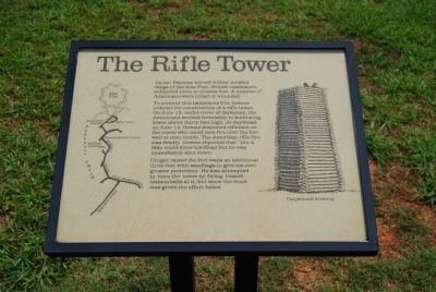 Previous The Rifle Tower Marker image. Click for full size.
