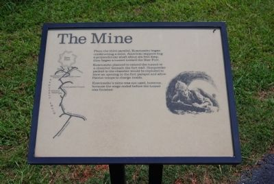 Original The Mine Marker Photo, Click for full size