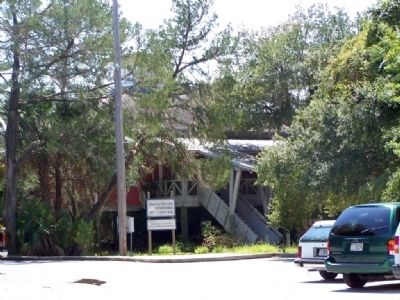 Sapelo Island Visitor Center image. Click for full size.