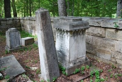 Comm. Thomas Petigru Tombstone Photo, Click for full size