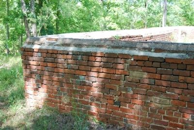 Noble Cemetery Wall image. Click for full size.