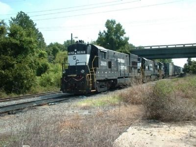 Today's , Georgia Central 3928 Photo, Click for full size