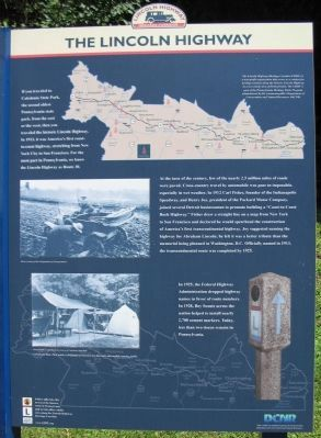 The Lincoln Highway Panel image. Click for full size.
