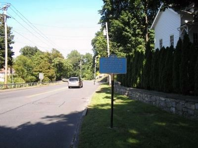 Marker in West Point image. Click for full size.