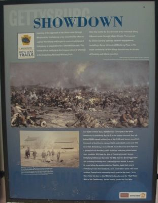 Gettysburg Showdown Side Photo, Click for full size