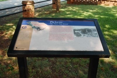 Pickens Marker image. Click for full size.