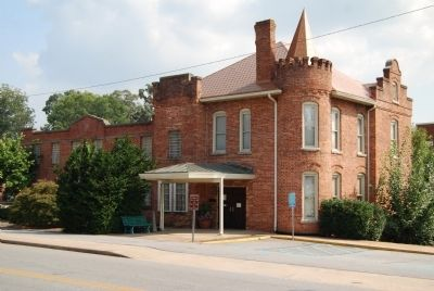 The Pickens County Museum image. Click for full size.