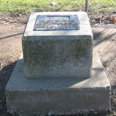 New Helvetia Cemetery Marker image. Click for full size.