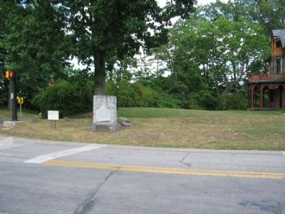 Co. D. 149th Pennsylvania Volunteers Monument image. Click for full size.