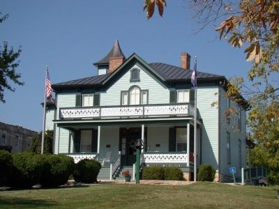Augusta Military Academy Museum image. Click for full size.