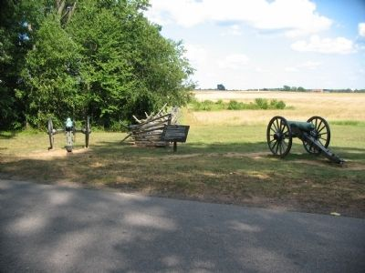 Brooke's Virginia Battery Tablet image. Click for full size.