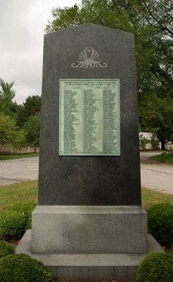 In Memory of the Teachers and Children Who Lost Their Lives in the Collinwood School Fire Marker image. Click for full size.