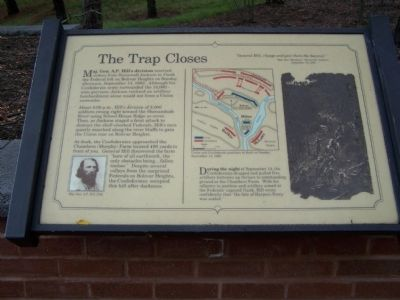 The Trap Closes Marker image. Click for full size.