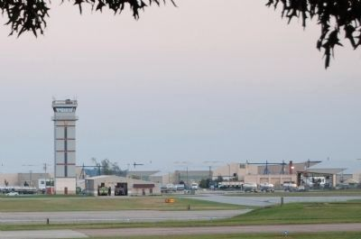 Donaldson Center Airport Tower Photo, Click for full size