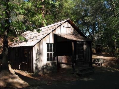 James Marshall Cabin Mentioned in Article image. Click for more information.
