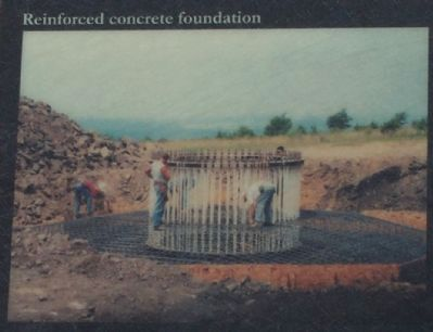 Reinforced concrete foundation image. Click for full size.