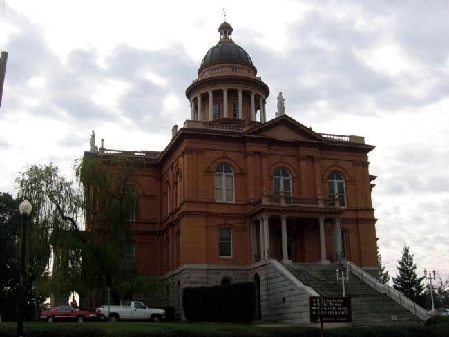 Placer County Courthouse image. Click for full size.