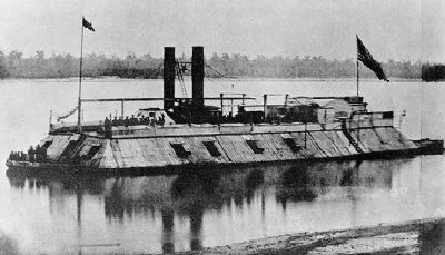 USS Carondelet Photo, Click for full size
