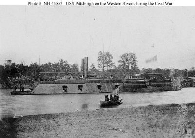 USS Pittsburg Photo, Click for full size
