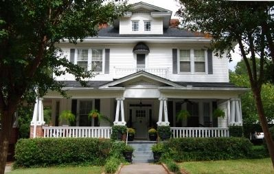 J. Strom Thurmond Birthplace image. Click for full size.