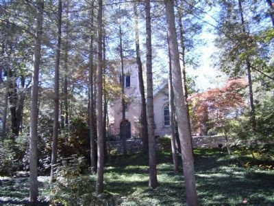 The Episcopal Church of St. John in the Wilderness image. Click for full size.