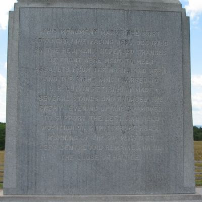 Back Inscription Photo, Click for full size