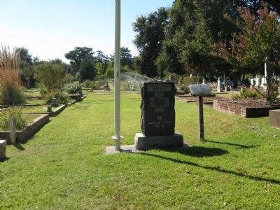 J. Holland Laidler Marker and Monument image. Click for full size.