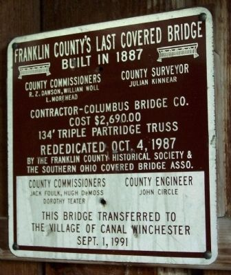 County Marker image. Click for full size.