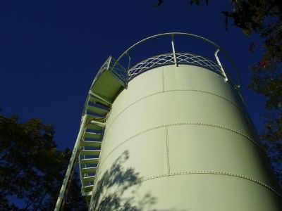 Water Tower image. Click for full size.