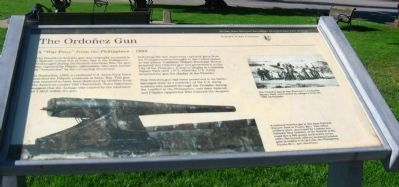 The Ordo�ez Gun Marker image. Click for full size.