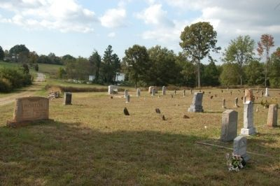 Shiloh Methodist Church cemetery Photo, Click for full size
