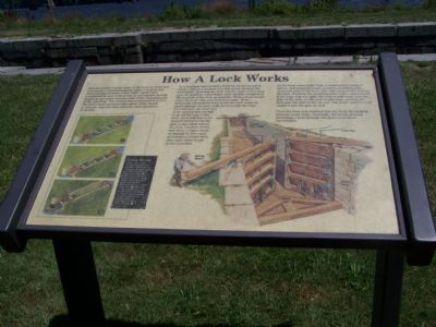 How a Lock Works Marker image. Click for full size.