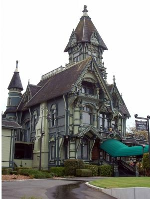 The Carson Mansion / Ingomar Club Photo, Click for full size
