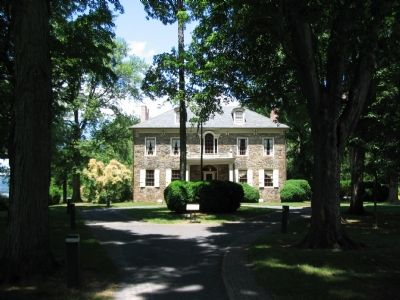 Fort Hunter Mansion and Museum image. Click for full size.